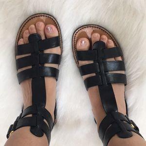 { Dolce & Gabbana } Gladiator Flat Strappy sandal